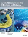Applied Stochastic Models in Business and Industry (ASMB) cover image