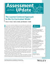 Assessment Update (AU) cover image
