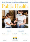 Australian and New Zealand Journal of Public Health (AZP3) cover image