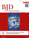 British Journal of Dermatology (BJD) cover image