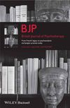 British Journal of Psychotherapy (BJP) cover image