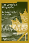 The Canadian Geographer/Le Geographe Canadien