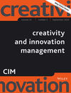 Creativity and Innovation Management