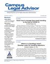 Campus Legal Advisor (CALA) cover image