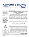 Campus Security Report (CASR) cover image