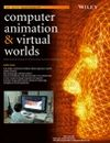 Computer Animation and Virtual Worlds (CAV) cover image