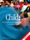 Child: Care, Health and Development (CCH) cover image