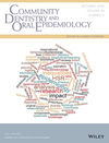 Community Dentistry and Oral Epidemiology (CDOE) cover image