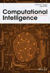 Computational Intelligence (COIN) cover image