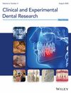 Clinical and Experimental Dental Research