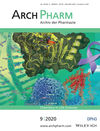 Archiv der Pharmazie (E019) cover image