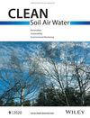 CLEAN – Soil, Air, Water (E047) cover image