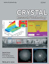 Crystal Research and Technology (E223) cover image