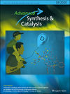 Advanced Synthesis & Catalysis (E258) cover image