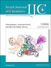 Israel Journal of Chemistry (E525) cover image