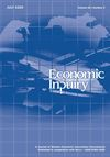 Economic Inquiry (ECIN) cover image