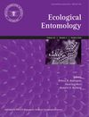 Ecological Entomology (EEN) cover image