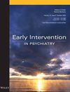 Early Intervention in Psychiatry (EIP) cover image