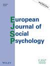 European Journal of Social Psychology