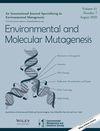 Environmental and Molecular Mutagenesis (EM2) cover image