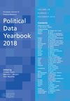 European Journal of Political Research Political Data Yearbook (EPDY) cover image