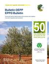 EPPO Bulletin (EPP) cover image