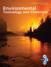 Environmental Toxicology and Chemistry (ETC3) cover image