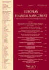 European Financial Management (EUFM) cover image