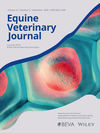 Equine Veterinary Journal (EVJ) cover image