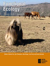 Functional Ecology (FEC2) cover image