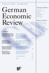 German Economic Review (GEER) cover image