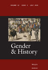 Gender & History (GEND) cover image