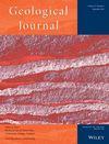 Geological Journal (GJ) cover image
