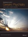 International Journal of Geriatric Psychiatry (GPS) cover image