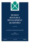 Human Resource Development Quarterly (HRDQ) cover image