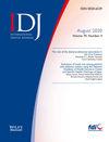 International Dental Journal (IDJ) cover image