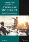 International Journal of Training and Development (IJTD) cover image