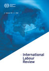 International Labour Review (ILR) cover image