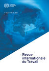Revue internationale du Travail (ILRF) cover image