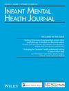 Infant Mental Health Journal (IMHJ) cover image