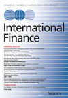 International Finance (INFI) cover image
