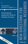 New Directions for Institutional Research