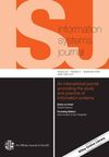 Information Systems Journal
