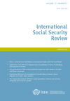 International Social Security Review (ISSR) cover image