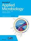 Journal of Applied Microbiology (JAM) cover image