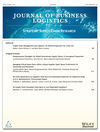 Journal of Business Logistics (JBL3) cover image