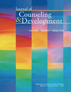 Journal of Counseling & Development (JCAD) cover image