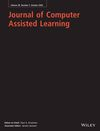 Journal of Computer Assisted Learning (JCAL) cover image