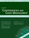 Journal of Contingencies and Crisis Management (JCCM) cover image