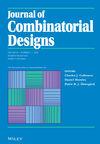 Journal of Combinatorial Designs